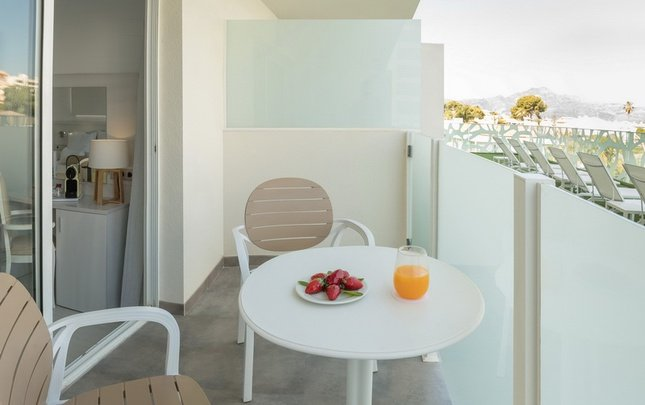 'the tower' terrace club (con acceso a solarium) villa luz family gourmet & all exclusive hotel playa de gandía