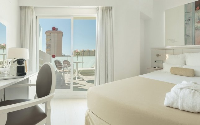 'the tower' terrace club (con terraza privada) villa luz family gourmet & all exclusive hotel playa de gandía