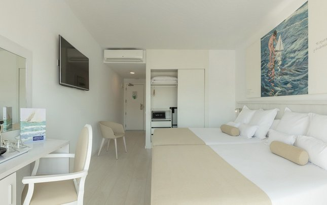 'the tower' adaptada villa luz family gourmet & all exclusive hotel playa de gandía