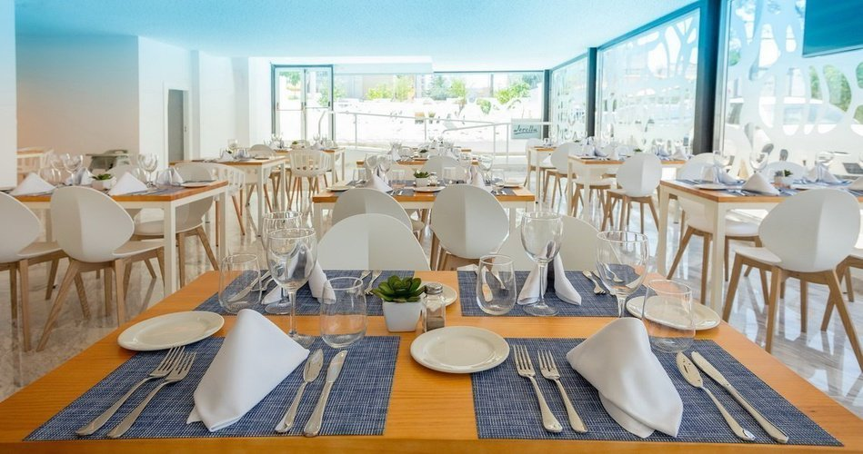 Restaurante Villa Luz Family Gourmet & All Exclusive Hotel Playa de Gandía