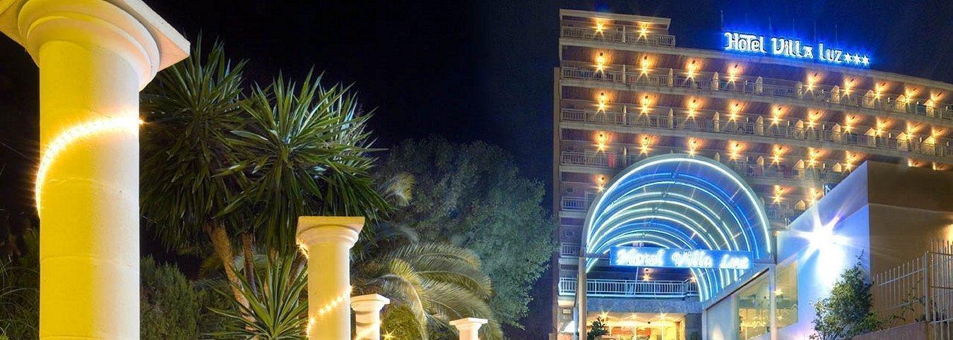 Fachada Hotel Magic Aqua™ Villa Luz