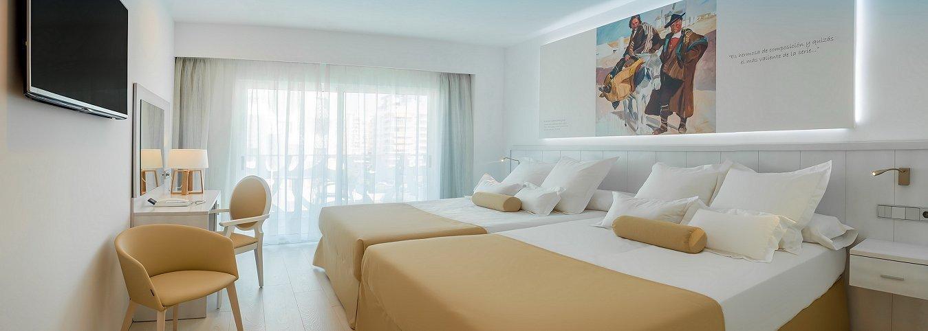 Habitaciones Villa Luz Family Gourmet & All Exclusive Hotel